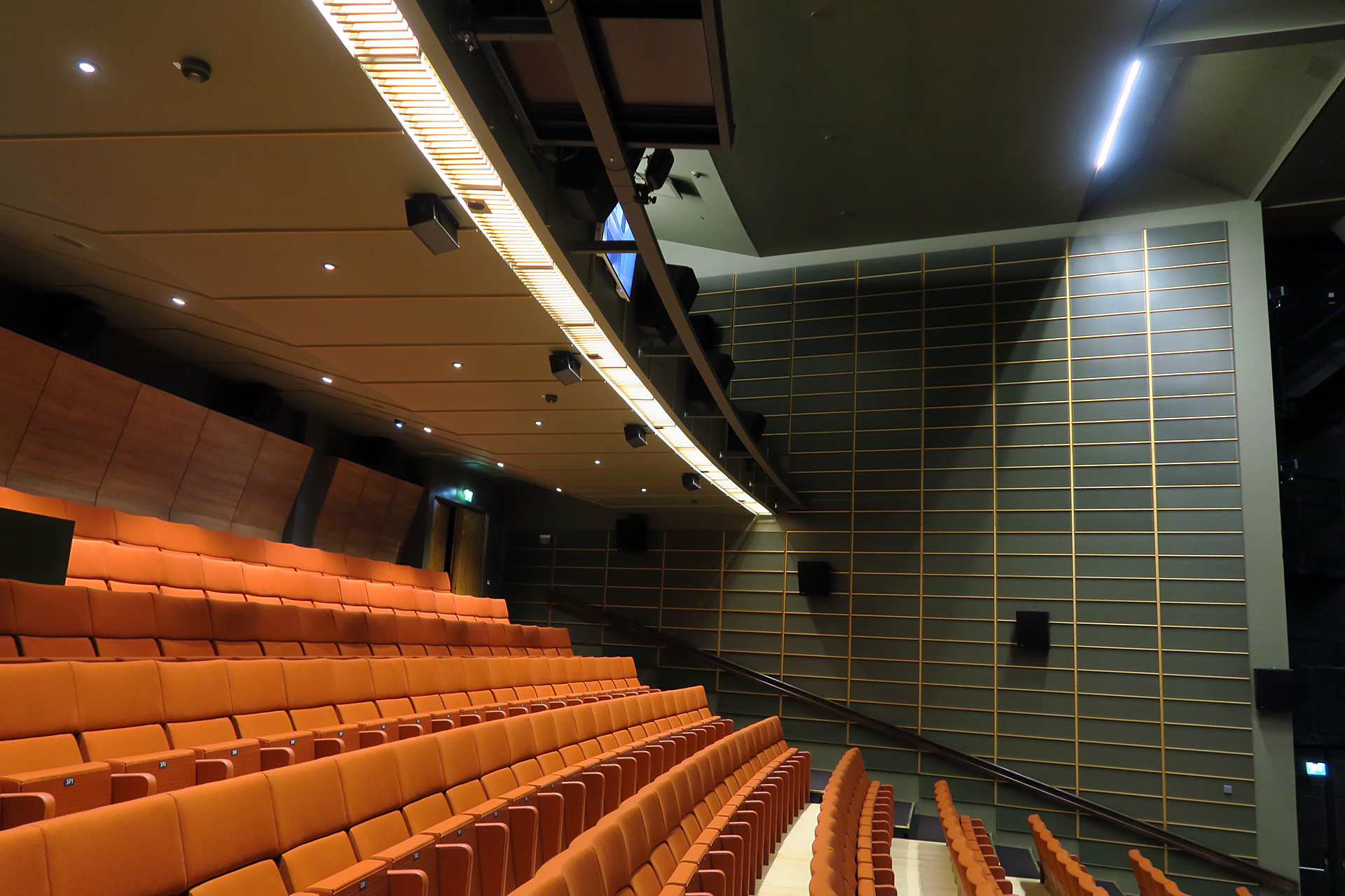 Theatre acoustics: designing drama spaces for speech and music